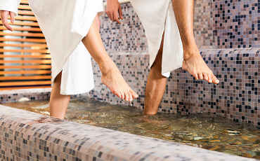 SWISSGriP non-slip coating for hotels, pools and spas