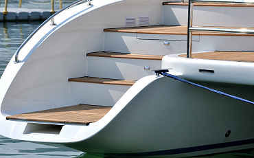SWISSGriP anti-slip coating for yacht & boat for ships