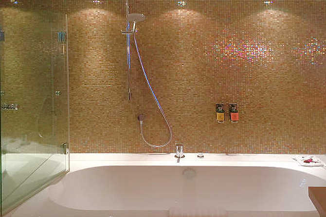 Bathtubs with Slip Resistance